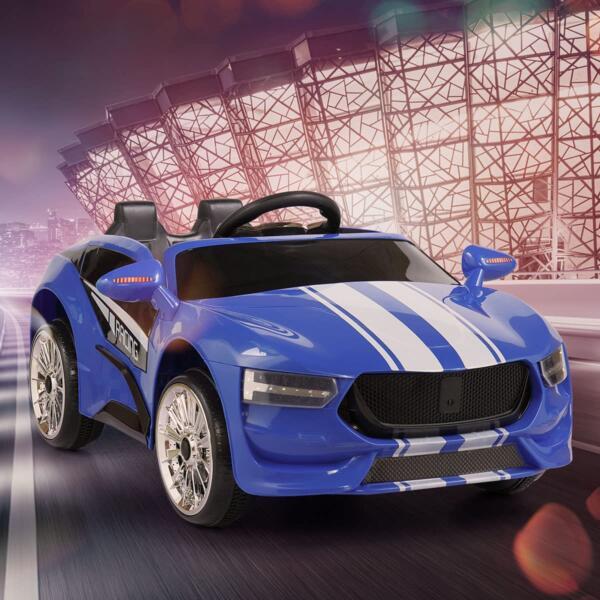 6V Kids Electric car 2 Seater w/ Remote Control 6 41