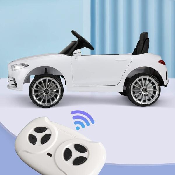 12V Electric Car for Kids Licensed Mercedes Benz CLS 350 Ride On Car 6 66