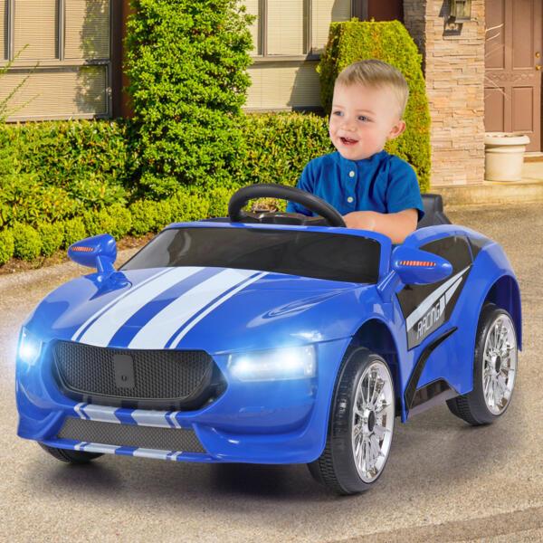 6V Kids Electric car 2 Seater w/ Remote Control 6 74
