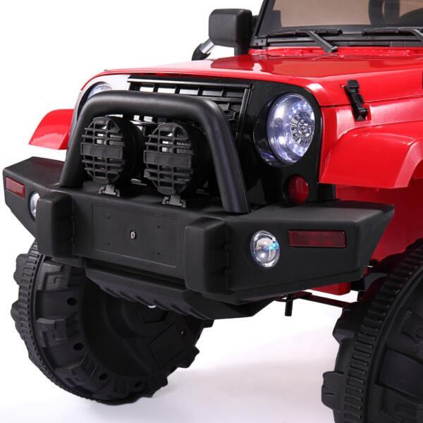 12V Kids Jeep Wrangler Electric Car W/ RC 66c7730b fc85 4b79 ad0c eb0d170e6c4a 1 kids jeep