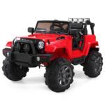12V Kids Jeep Wrangler Electric Car W/ RC 6ff9e488 fb9c 4872 9466 0c0d39aab4cb