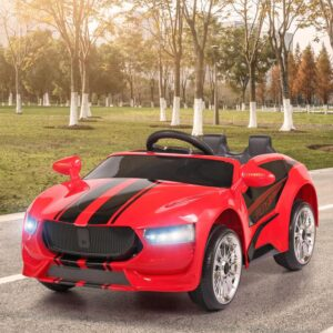 Selling 6v kids ride on racing car blue 25 best selling on TOBBI