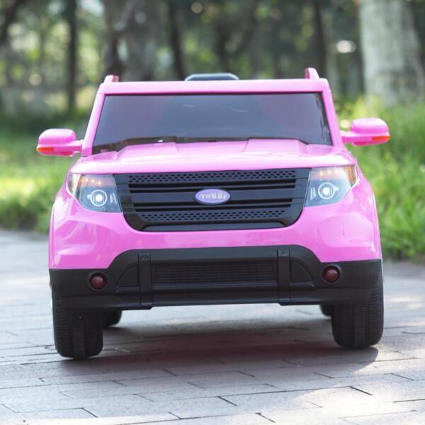 6V Remote Control Kids Ride On Car, Pink 6v remote control kids ride on car pink 59