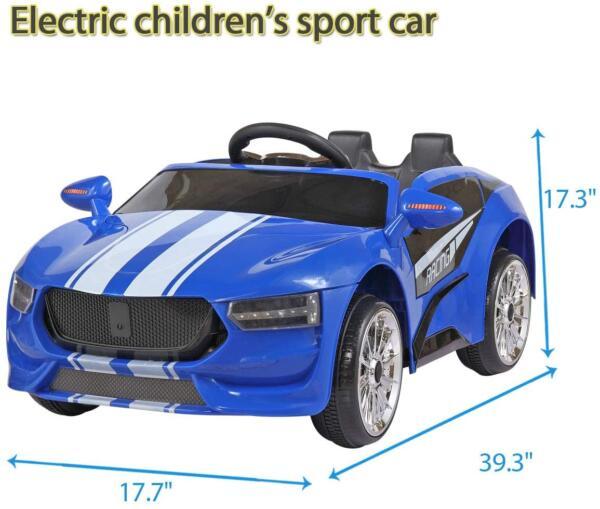 6V Kids Electric car 2 Seater w/ Remote Control 7 20