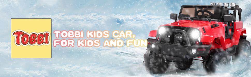 12V Kids Jeep Wrangler Electric Car W/ RC 8 34 kids jeep
