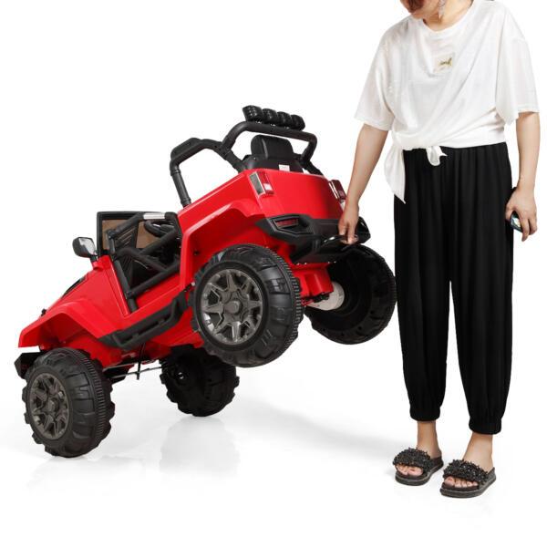 12V Kids Jeep Wrangler Electric Car W/ RC 8f427e90 7065 4d0a b378 2fa564864bd8 kids jeep