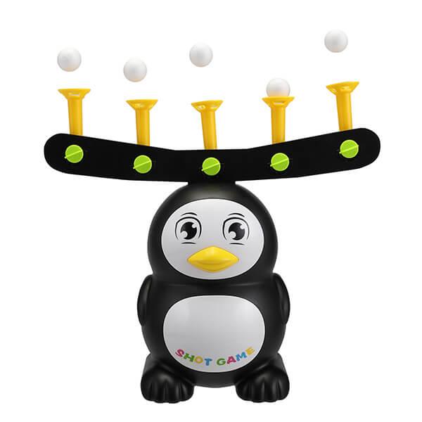 DIY Penguin Shooting Carnival Game 9