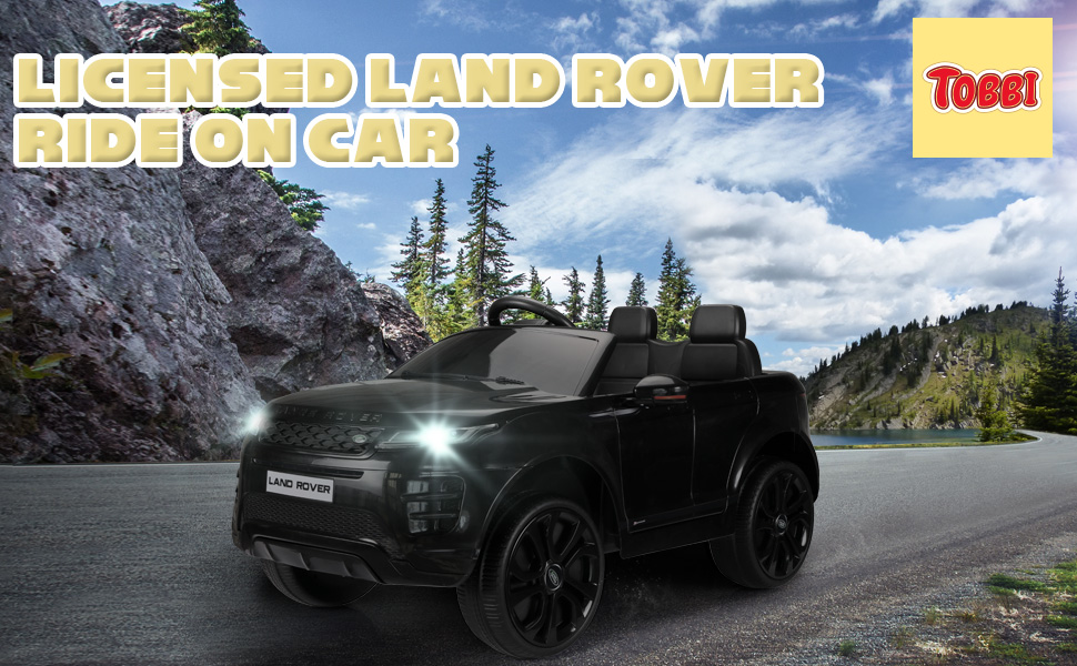 12V Land Rover Kids Power Wheels Ride On Toys With Remote, Black 9efb98e9 0334 4f88 9c8a dfb7926282c3. CR00970600 PT0 SX970 V1 1