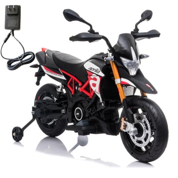 12V kids motorcycle bike W/ Training Wheels TH17A06610 1