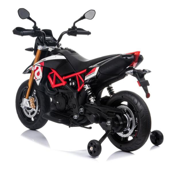 12V kids motorcycle bike W/ Training Wheels TH17A066114 1