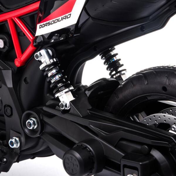 12V kids motorcycle bike W/ Training Wheels TH17A06612 1