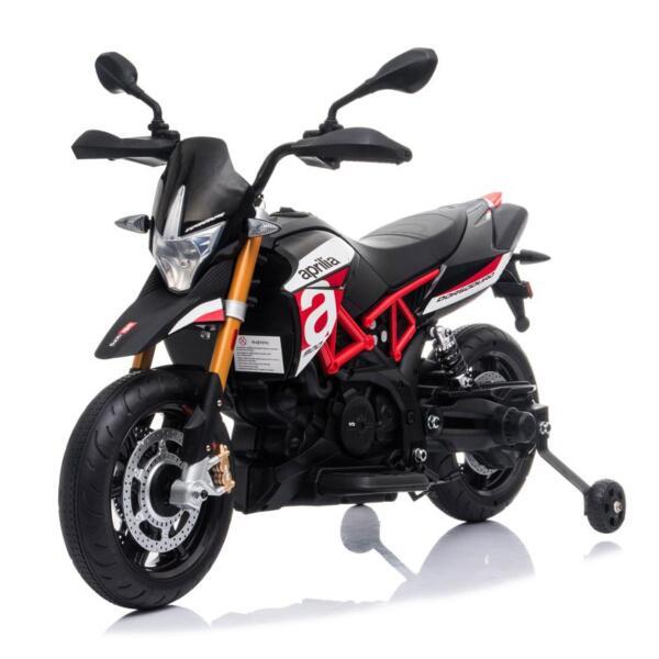 12V kids motorcycle bike W/ Training Wheels TH17A06616 2