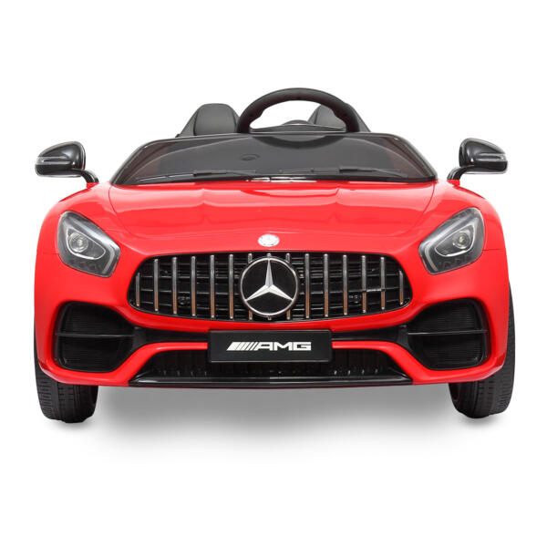 Mercedes Benz Licensed 12V Kids Electric Ride On with 2 Seater, Red TH17L0380 1