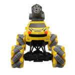 Gesture Sensing RC Stunt Car for Kids, Yellow TH17P0833 1
