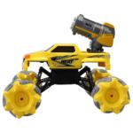 Gesture Sensing RC Stunt Car for Kids, Yellow TH17P0833 2