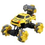 Gesture Sensing RC Stunt Car for Kids, Yellow TH17P0833 4