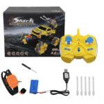 Gesture Sensing RC Stunt Car for Kids, Yellow TH17P0833 8