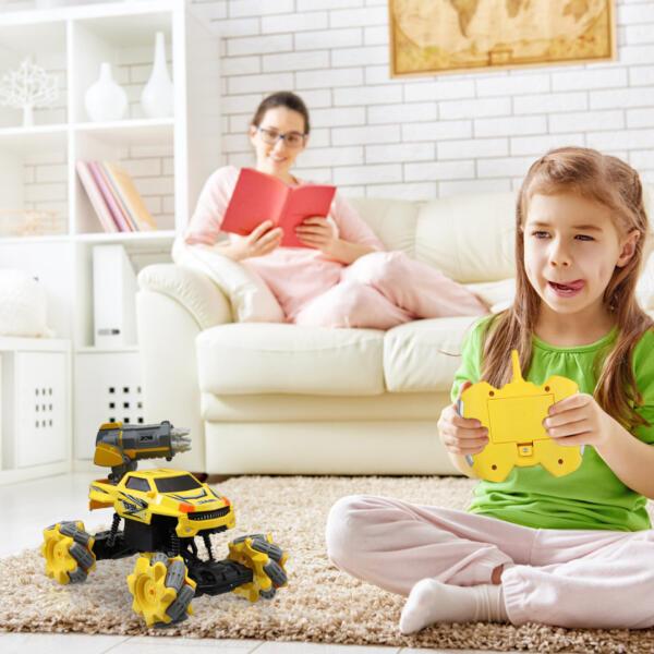 Gesture Sensing RC Stunt Car for Kids TH17P0833 cj2