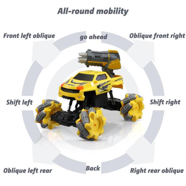 Gesture Sensing RC Stunt Car for Kids TH17P0833 zt3