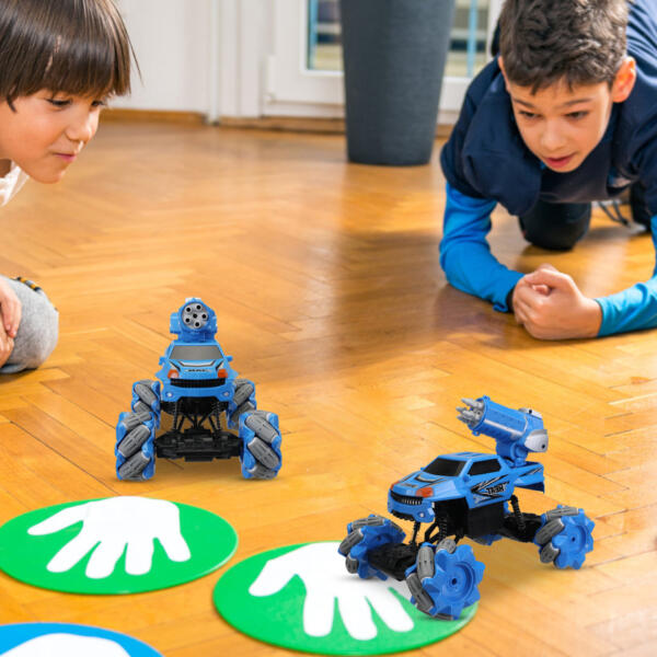 Gesture Sensing RC Stunt Car for Kids, Blue TH17R0834 cj2