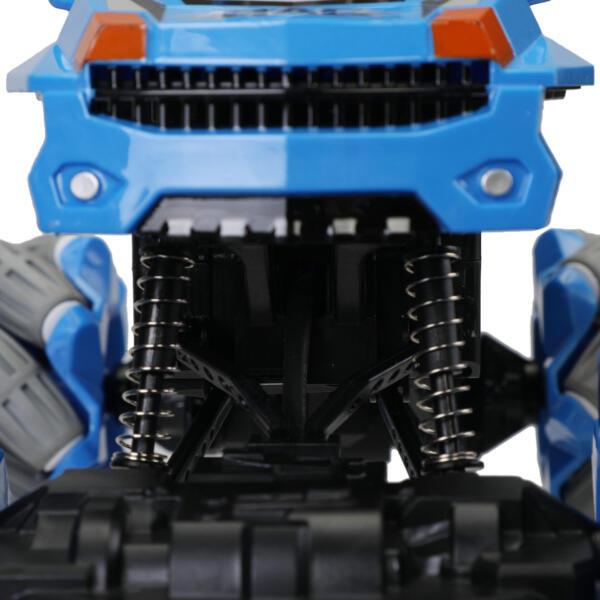Gesture Sensing RC Stunt Car for Kids, Blue TH17R0834