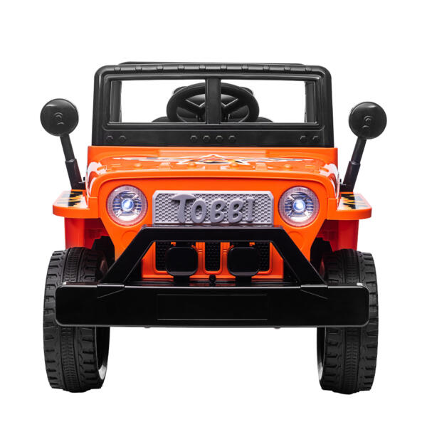 Battery Powered Kid's Car Truck with Double Doors, 12V TH17R0870 2