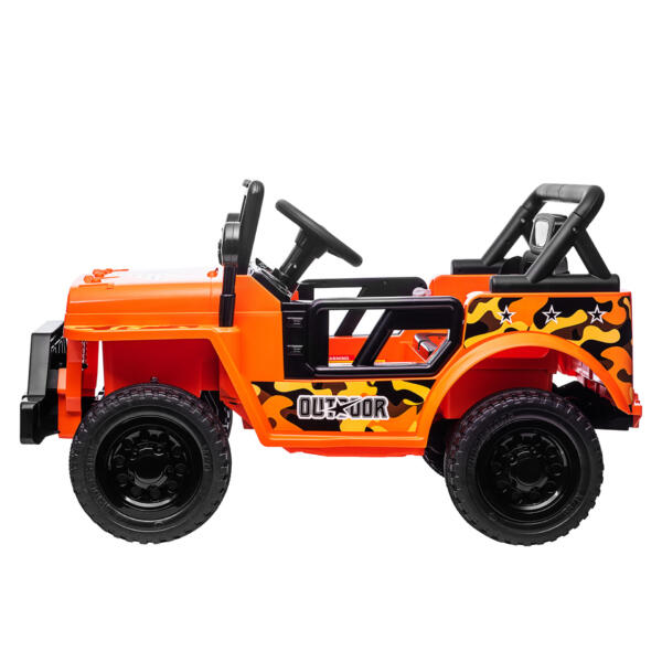Battery Powered Kid's Car Truck with Double Doors, 12V TH17R0870 7