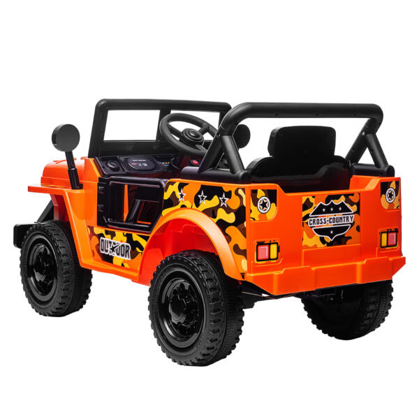 Battery Powered Kid's Car Truck with Double Doors, 12V TH17R0870 9