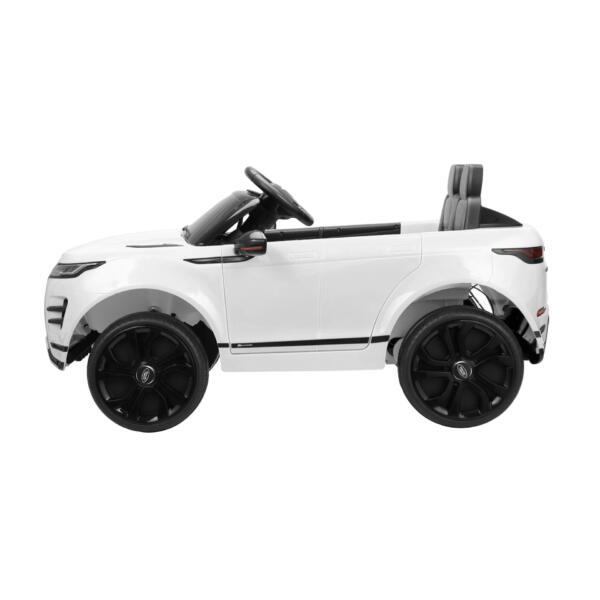 12V Land Rover Kids Power Wheels Ride On Toys With Remote, White TH17T0620 1