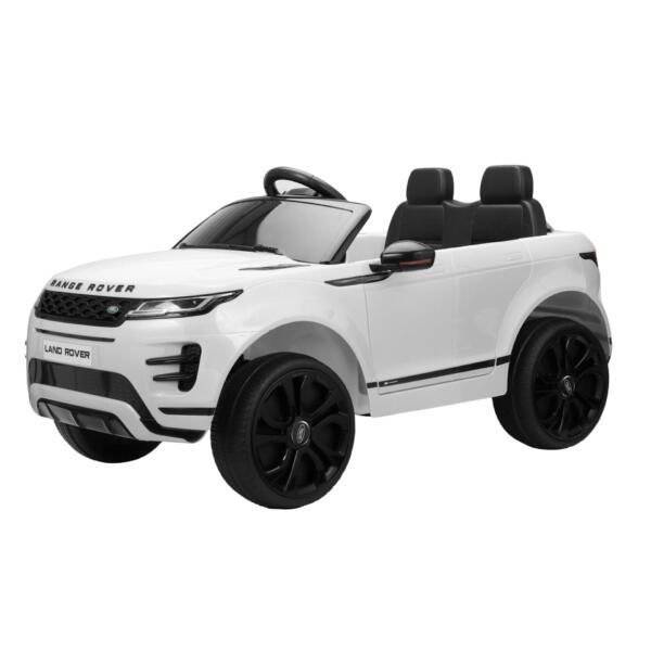 12V Land Rover Kids Power Wheels Ride On Toys With Remote, White TH17T0620 2