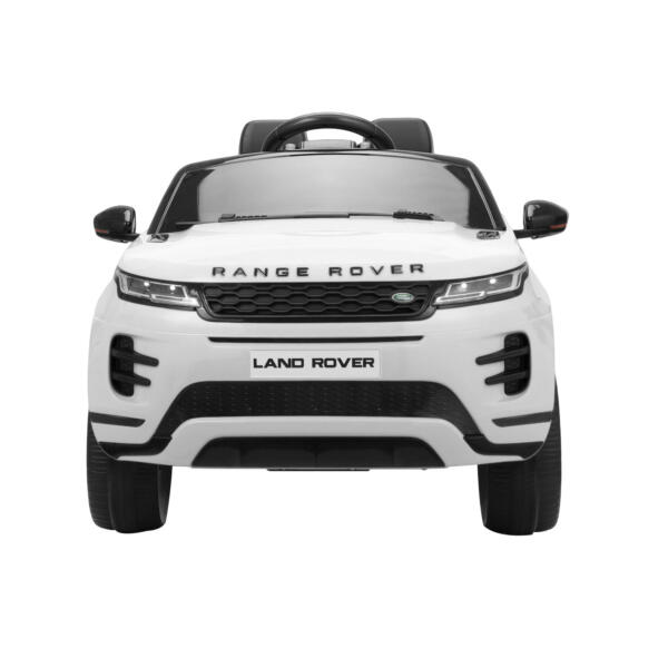 12V Land Rover Kids Power Wheels Ride On Toys With Remote, White TH17T0620 3