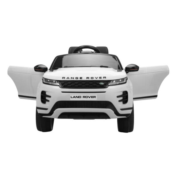 12V Land Rover Kids Power Wheels Ride On Toys With Remote, White TH17T0620 5
