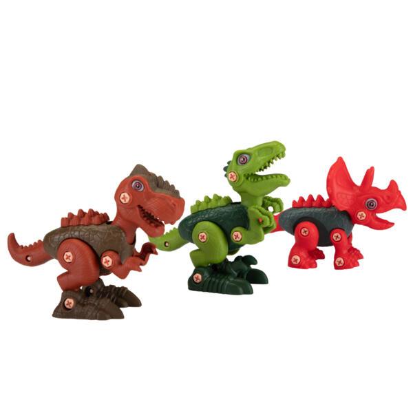 DIY 3-1 Dinosaur Take Apart Kid's Toy Set TH17T0818 5