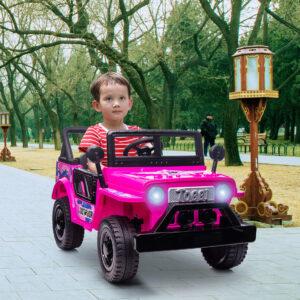 Home TH17T0872 cj6 kids electric cars
