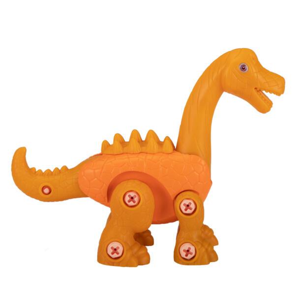 6 Packs DIY Building Dinosaur Toys Set TH17U0819 4