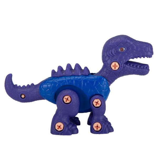 6 Packs DIY Building Dinosaur Toys Set TH17U0819 5