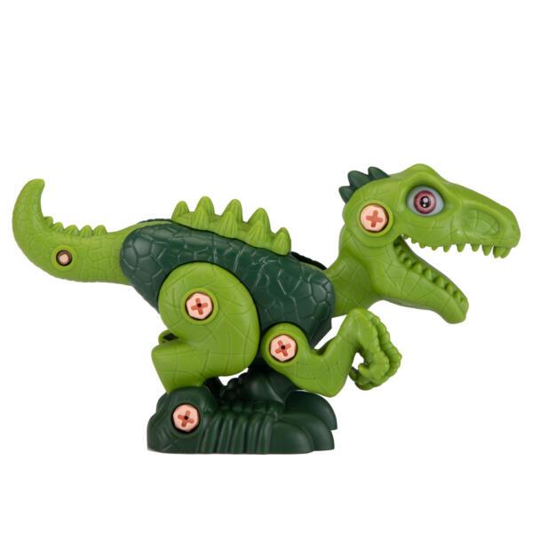6 Packs DIY Building Dinosaur Toys Set TH17U0819 7