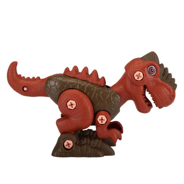 6 Packs DIY Building Dinosaur Toys Set TH17U0819 8