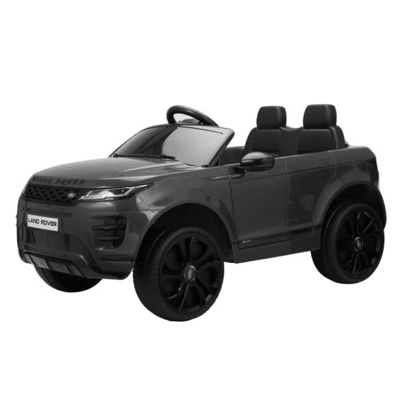 12V Land Rover Ride-on SUV Car for Kids, Black TH17W0622 1