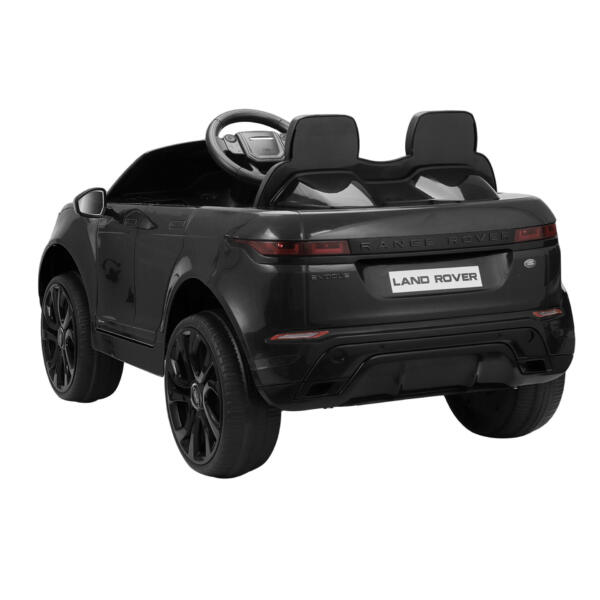12V Land Rover Ride-on SUV Car for Kids, Black TH17W0622 3