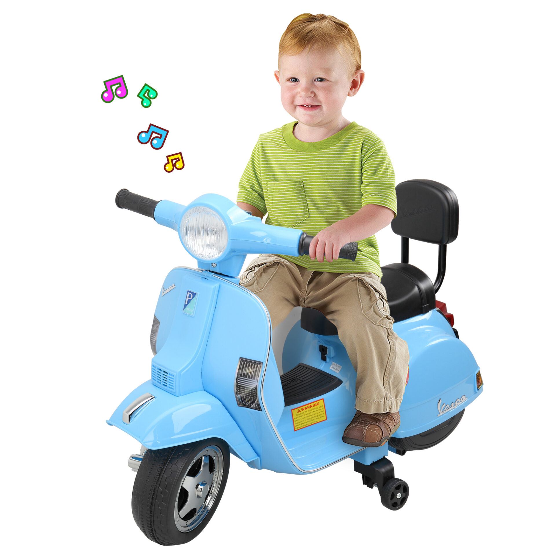 Vespa 6V Kids Ride-on Toys for 3-6 Year Old TH17X0479 2000x20001 1