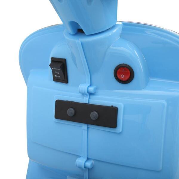 Vespa 6V Kids Ride-on Toys for Aged 3-6, Blue TH17X047922