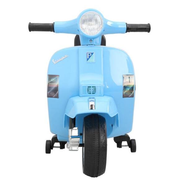 Vespa 6V Kids Ride-on Toys for Aged 3-6, Blue TH17X04799