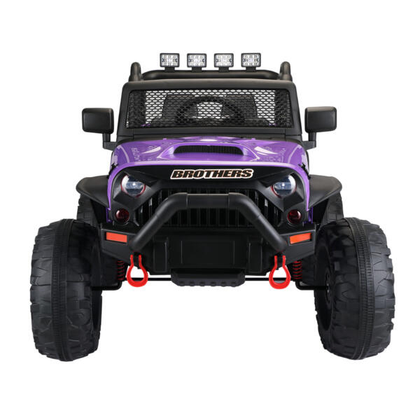 12V Remote Control Ride On Jeep Electric Car for Child TH17Y0498 1