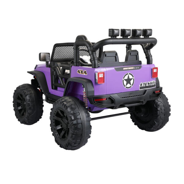 12V Remote Control Ride On Jeep Electric Car for Child TH17Y0498 4