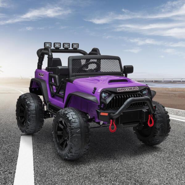 12V Remote Control Ride On Jeep Electric Car for Child TH17Y0498 cj 3