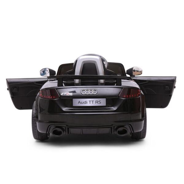Audi TT RS Licensed Ride On Car, Black audi tt rs licensed ride on car black 10