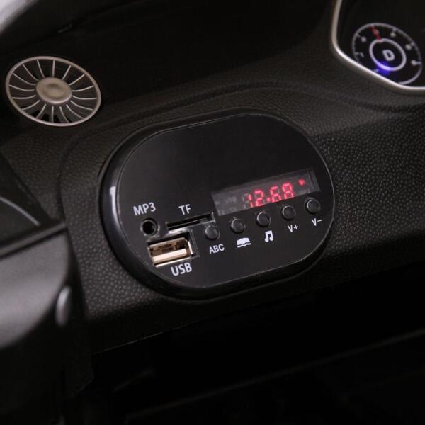 Audi TT RS Licensed Ride On Car, Black audi tt rs licensed ride on car black 13