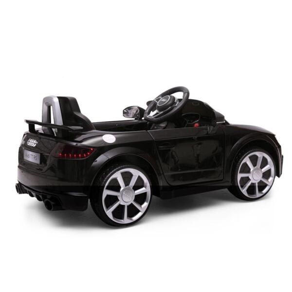 Audi TT RS Licensed Ride On Car, Black audi tt rs licensed ride on car black 14