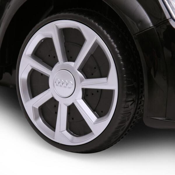 Audi TT RS Licensed Ride On Car, Black audi tt rs licensed ride on car black 16